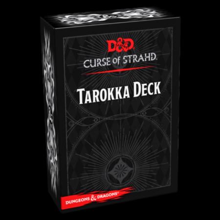 GaleForce Nine D&D Curse of Strahd Tarokka Deck (nieuw)