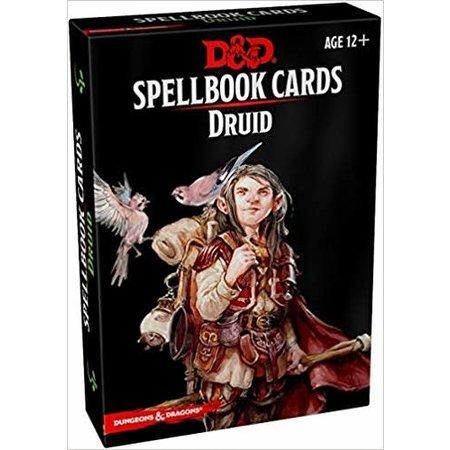 GaleForce Nine D&D Spellbook Cards Druid (nieuw)