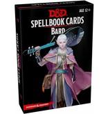 GaleForce Nine D&D Spellbook Cards Bard