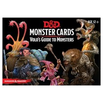 D&D Spellbook Cards Monster Cards Volo's Guide to Monsters