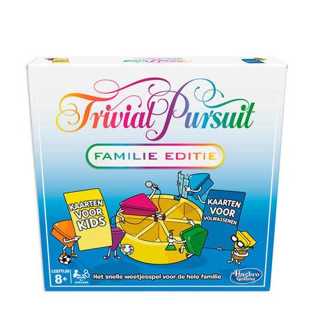 Hasbro Trivial Pursuit Family Editie (Triviant)