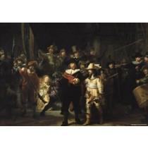 Rijksmuseum: De Nachtwacht (1000)*