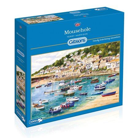 Gibsons Gibsons: Mousehole (1000)