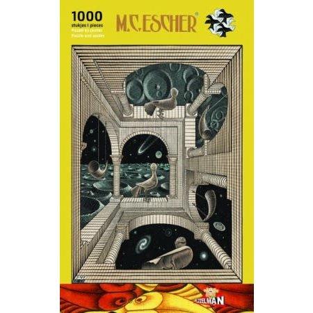 Puzzelman Escher: Andere Wereld (1000)