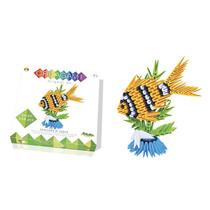 Creagami: Small Fish/Vis (Origami)