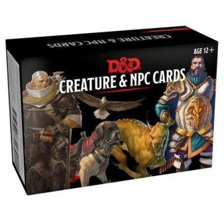 GaleForce Nine D&D Spellbook Cards Monster Cards Creature & NPC Cards