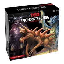 D&D Spellbook Cards Monster Cards Epic Monsters