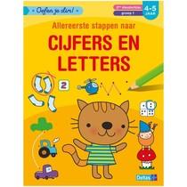 Oefen je Slim: Allereerste stappen naar Cijfers en Letters