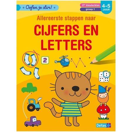 Deltas Oefen je Slim: Allereerste stappen naar Cijfers en Letters