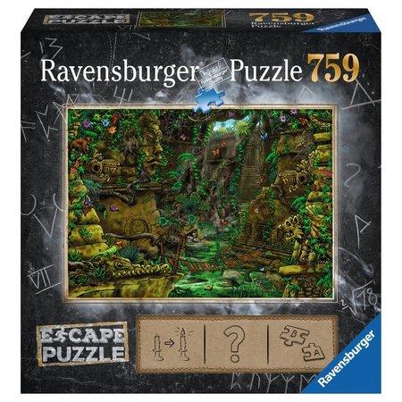 Ravensburger Escape Puzzel: De Tempel (759)