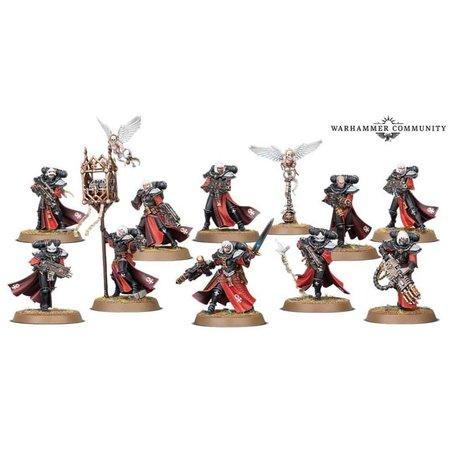 Citadel Miniatures Adepta Sororitas Battle Sisters Squad