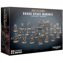 Chaos Space Marines Battleforce