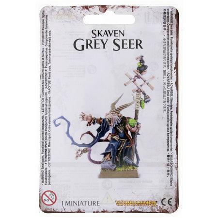 Games Workshop Skaven Grey Seer