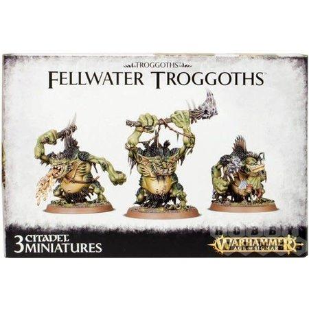 Games Workshop Gloomspite Gitz: Fellwater Troggoths