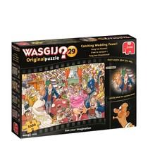 Wasgij Original 29 INT - Vang Het Boeket! (1000)