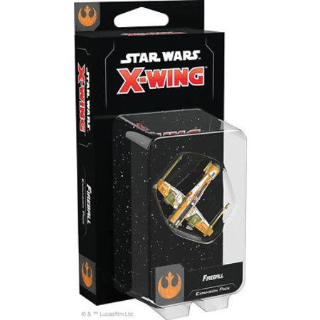 Fantasy Flight Star Wars X-Wing: Fireball