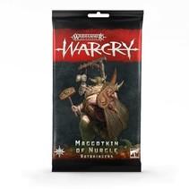 Warcry: Maggotkin of Nurgle Rotbringers Rule Cards