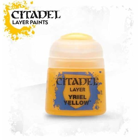 Citadel Miniatures Yriel Yellow (Layer)