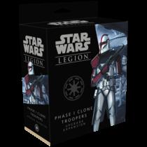 Star Wars Legion: Phase 1 Clonetrooper Upgrade Expansion