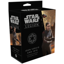 Star Wars Legion:  Iden Versio & ID10 Commander Expansion