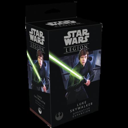 Fantasy Flight Star Wars Legion: Luke Skywalker Operative Expansion