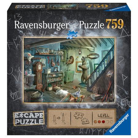 Ravensburger Escape puzzle: Forbidden Basement (759)