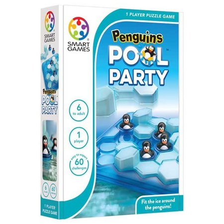 Smart Games Pinguins Pool party