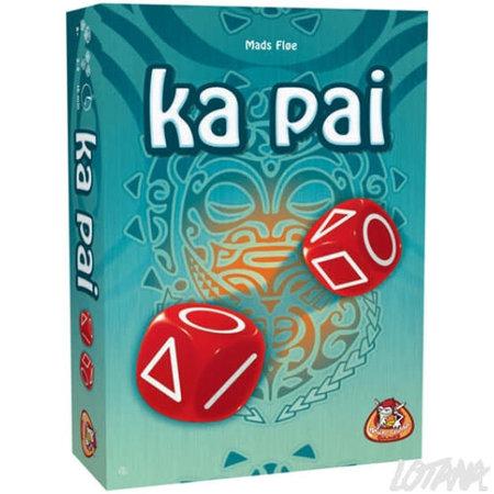 White Goblin Games Ka Pai