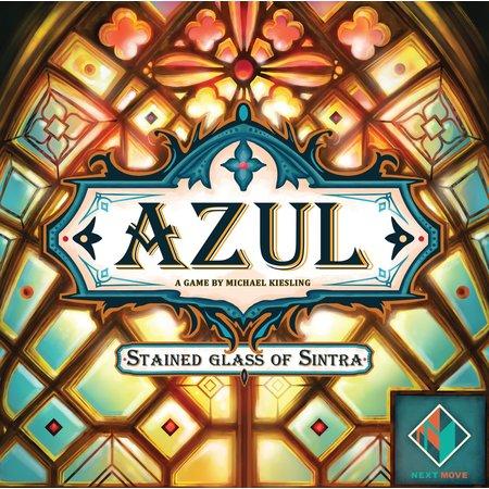 Next Move Azul - De Ramen van Sintra NL/FR