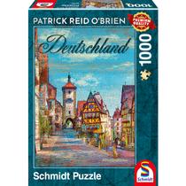 Schmidt Puzzle: Duitsland, Rothenburg ob der Tauber (1000)