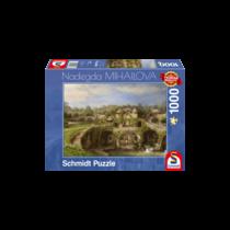 Schmidt Puzzle: Natuurhuis (1000)