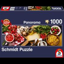 Schmidt Puzzle: Italiaanse keuken (1000)