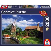 Schmidt Puzzle: Onderweg met de woonboot (2000)