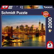 Schmidt Puzzle: New York (2000)