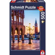 Schmidt Puzzle: Een avond op de piazetta (500)