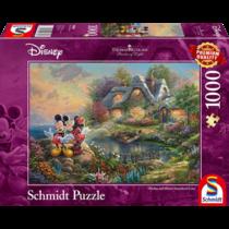 Disney Mickey and Minnie Sweetheart Cove (1000)