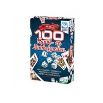100 Kaart- en Dobbelspellen