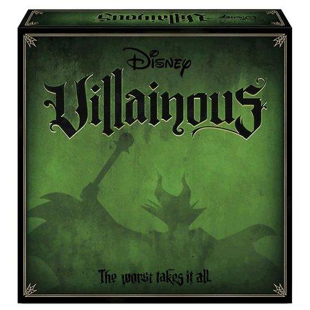 Ravensburger Disney Villainous (Eng)