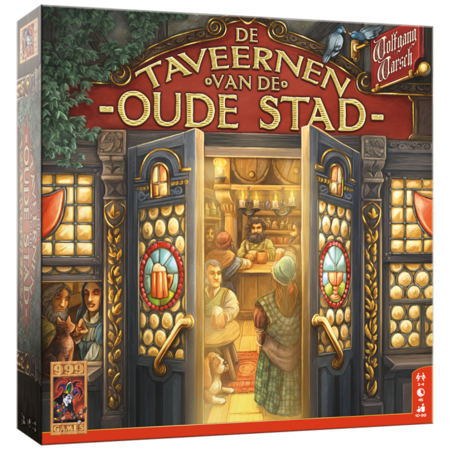 999-Games De Taveernen van de oude stad