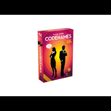 Czech Game Edition Codenames XXL