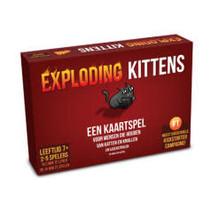 Exploding Kittens: Card Game NL