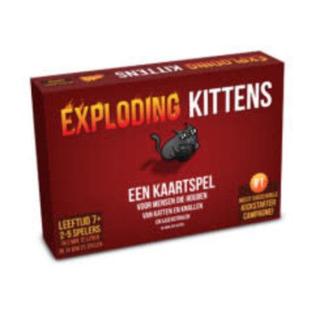Exploding Kittens Exploding Kittens: Card Game NL