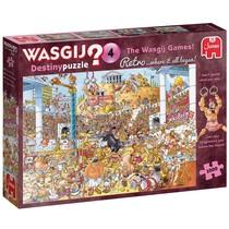Wasgij Retro Destiny 4: De Wasgij Spelen (1000)