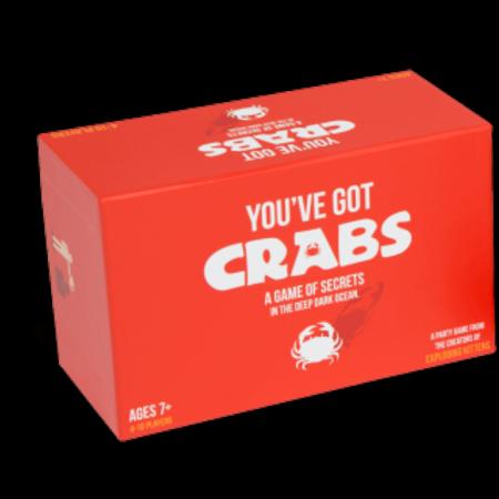 Ad Magic You've Got Crabs (Eng)