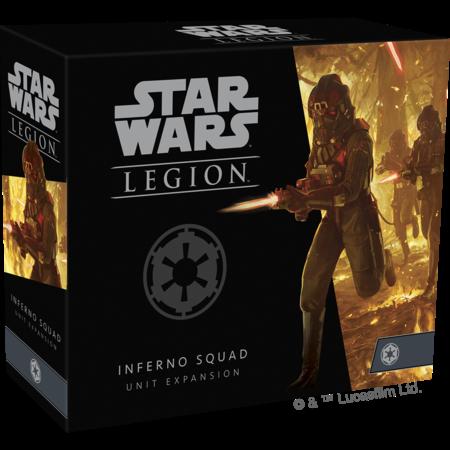 Fantasy Flight Star Wars Legion: Inferno Squad unit expansion
