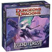 Dungeons & Dragons: The Legend of Drizzt (boardgame)