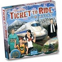 Ticket to Ride Japan/Italy