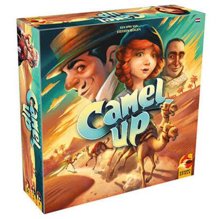 Eggert Spiele Camel Up (2019)