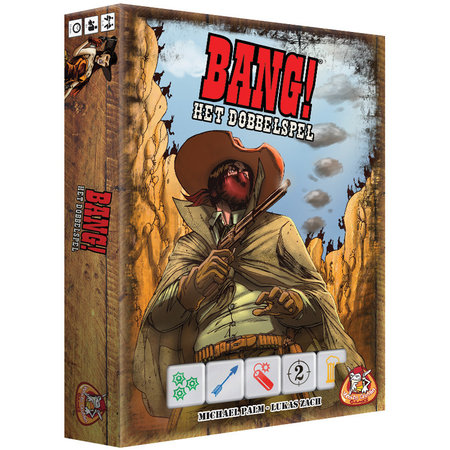 White Goblin Games Bang! Het Dobbelspel