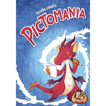 White Goblin Games Pictomania
